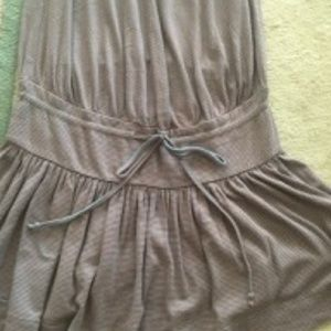 Marc Jacobs Dropped Waist Cotton Dress or Top XS